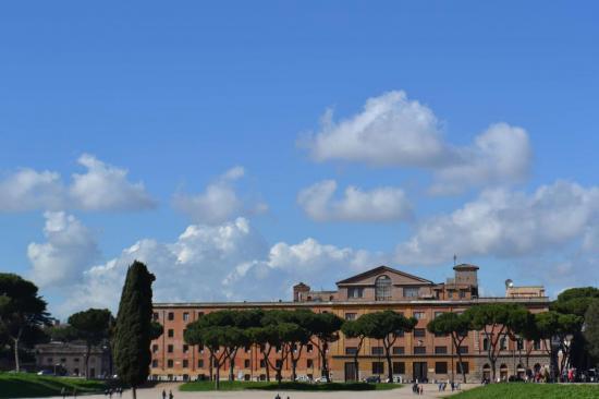 Il circo Massimo - Roma antica