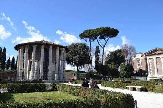 Il foro boario - Roma antica