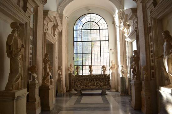 I musei capitolini - Roma