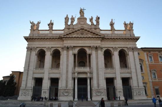 La basilica di Santa Maria Maggiore - Roma