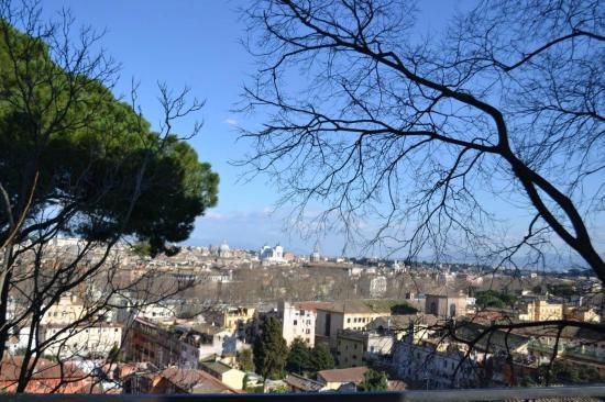 Vista dal Gianicolo - Roma