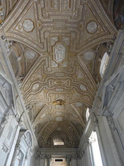Volta della basilica di San Pietro