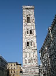 Il campanile di Giotto a Firenze