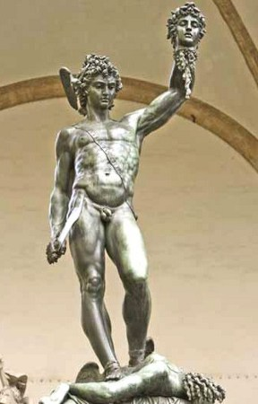 Perseo di Cellini