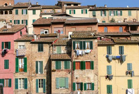 Case di Siena