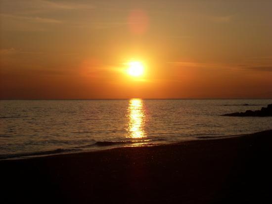 Tramonto - Cinque Terre