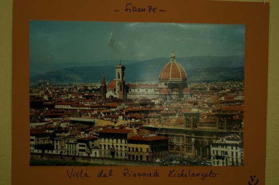 Mostra fotografica Gita Toscana e Lazio  '09
