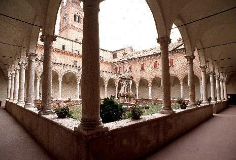 Chiostro di San Giorgio a Ferrara