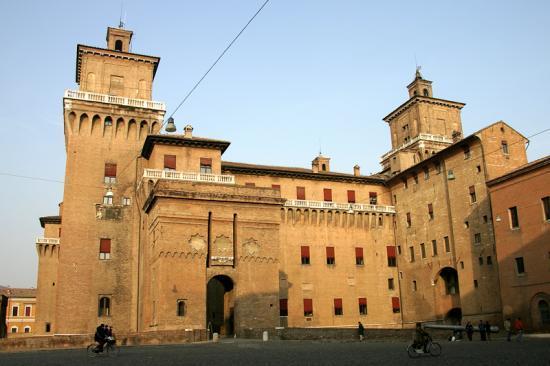 Castello d'Este a Ferrara
