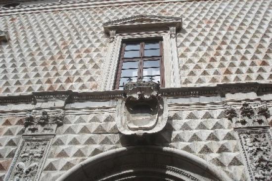 Palazzo dei diamanti (architetto Rossetti) - Ferrara