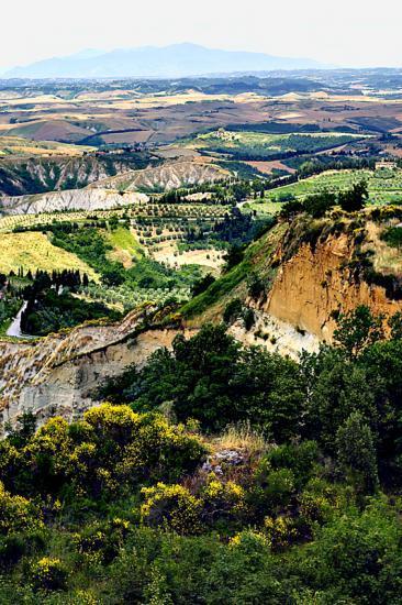 Volterra: panorama