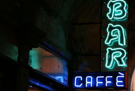 Un bar a Venezia