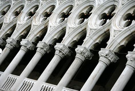 Palazzo ducale a Venezia