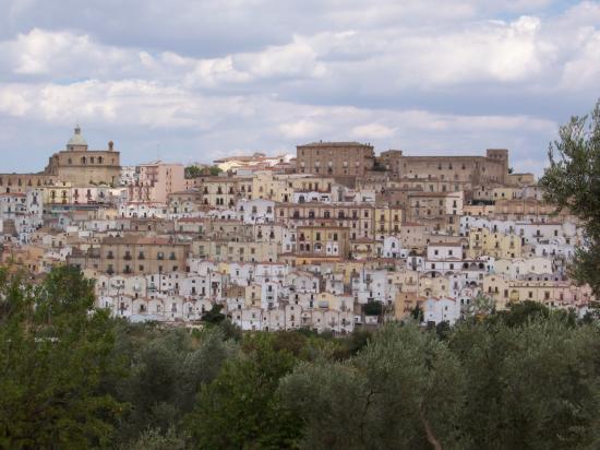 Ferrandina in provincia di Matera, Basilicata