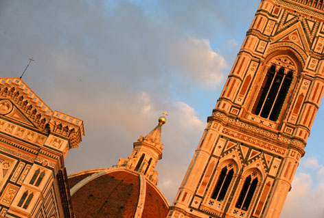 Piazza del Duomo a Firenze