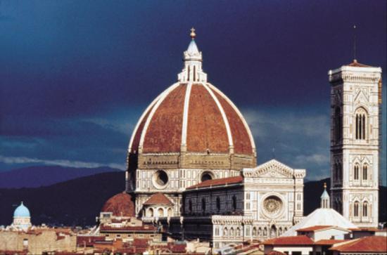 La cupola del Bruneleschi - Duomo di Firenze