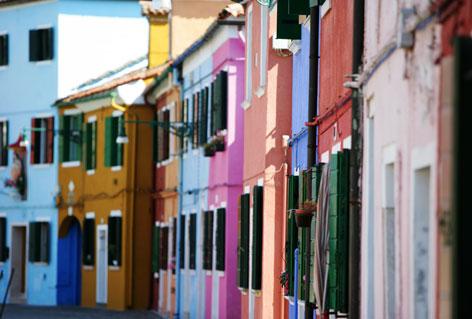 Case di Burano