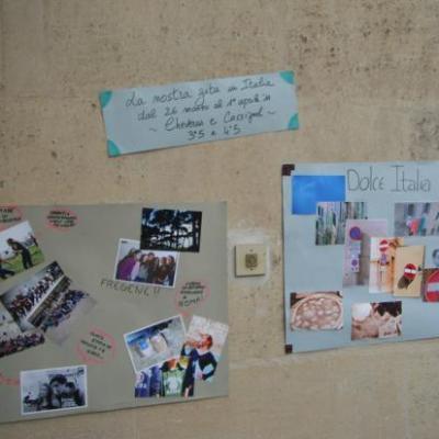 Mostre fotografiche / Gite scolastiche