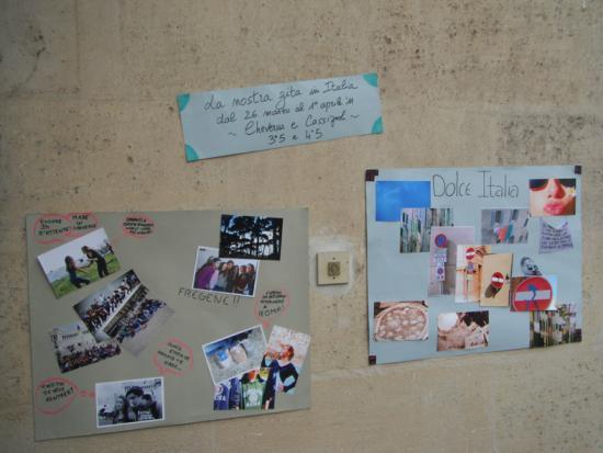 Gita scolastica 2011