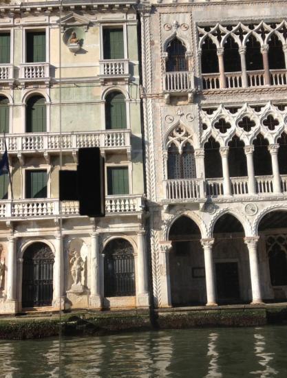 Un palazzo veneziano