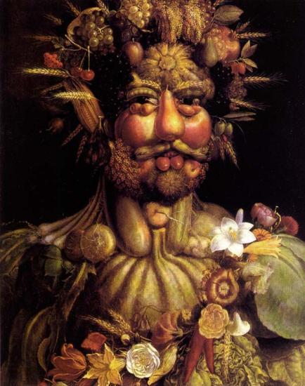 Arcimboldo - Rodolfo II